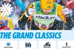 Změněná termínovka seriálu Visma Ski Classics - PRO-TOUR events i Challengers