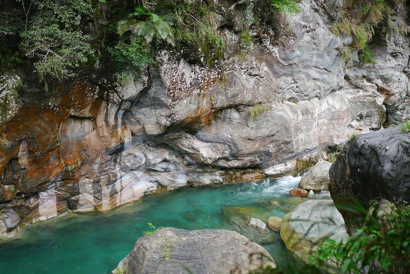 太魯閣峽谷 砂卡礑溪