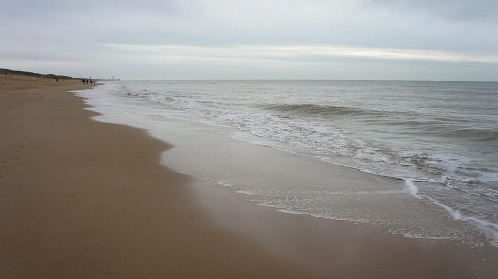 El mar en Flandes