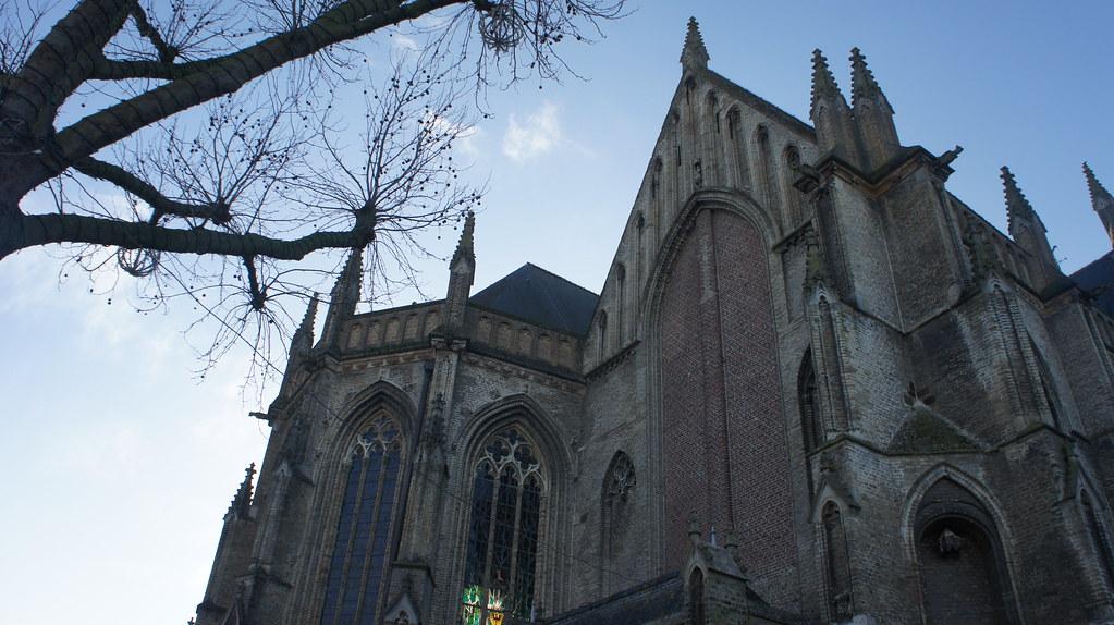 Iglesia de Saint-Bertinskerk