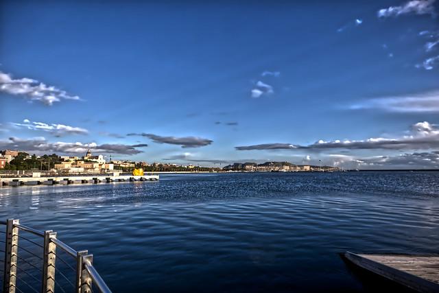 Passeggiata del porto