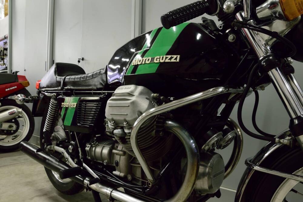 Moto Guzzi 750-S3 3 4 4