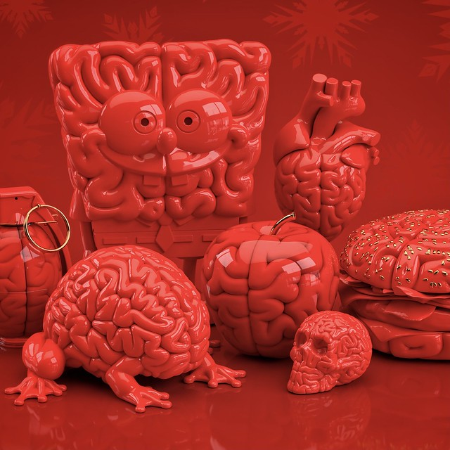 MERRY HOLIBRAINS!