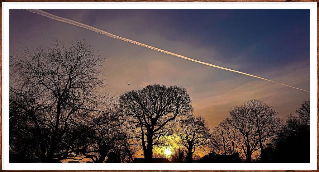 Tomorrow at dawn, I would fly away....