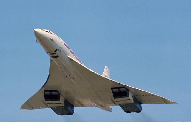 G-BSST, Concorde 002, Farnborough, 07-09-1970