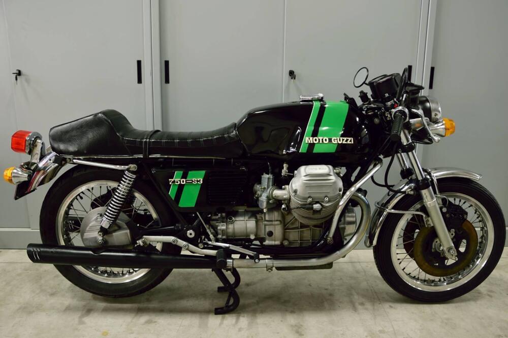 Moto Guzzi 750-S3 side 2