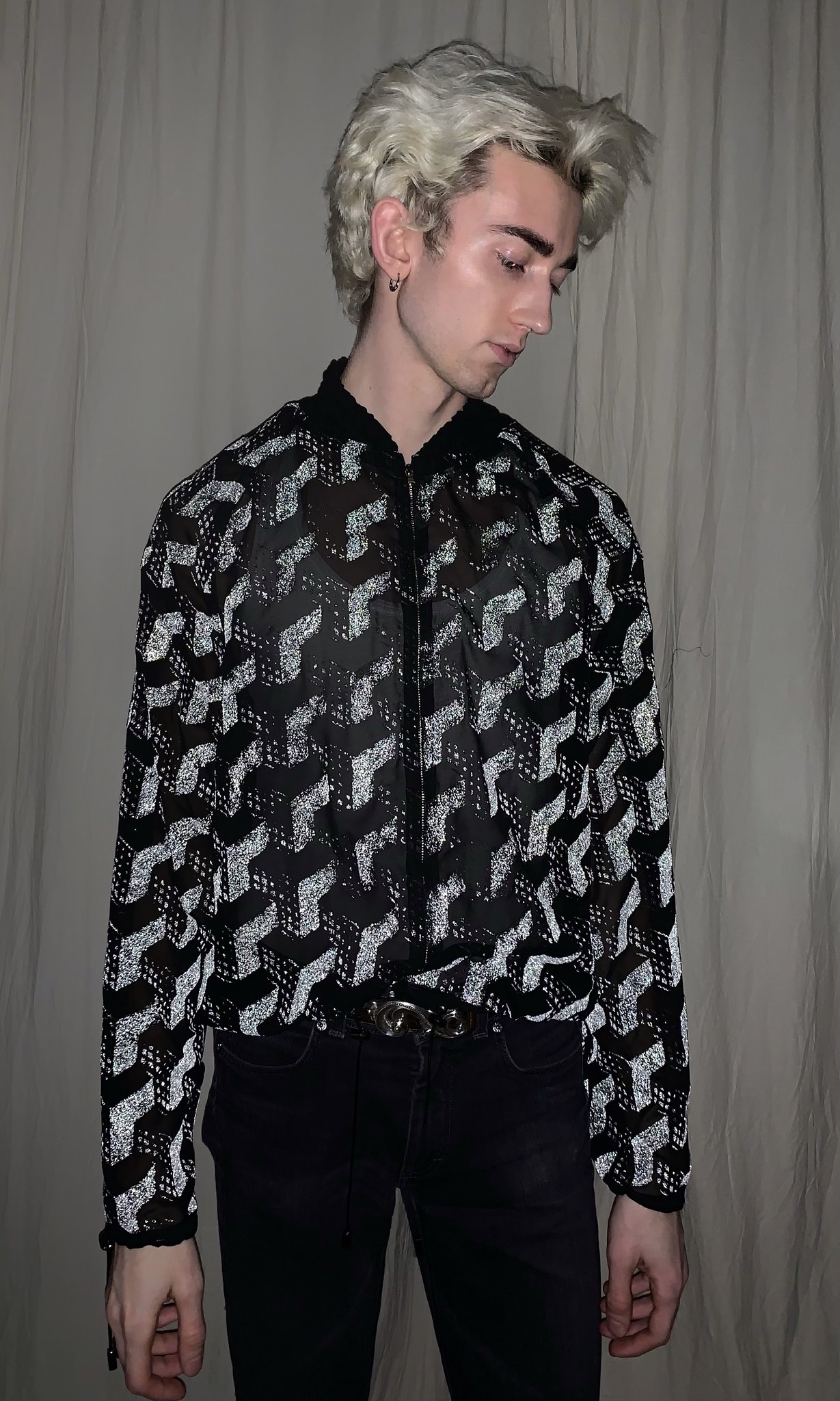 Retroreflective jacket