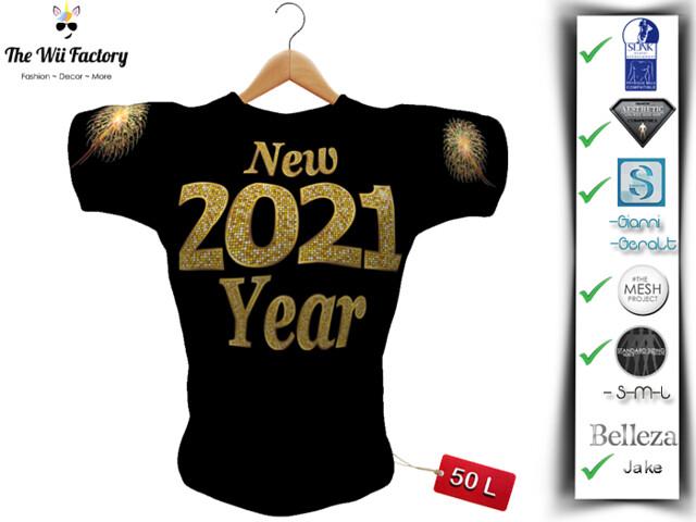 :TWF: 2021 New Year