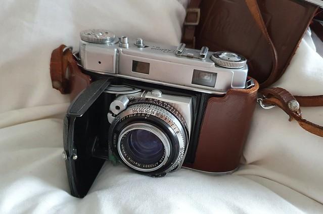 Camera of the Day - Retina IIIc Type 021 Ausf I