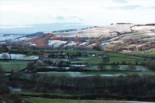 sheffield landscapes yorkshire england uk