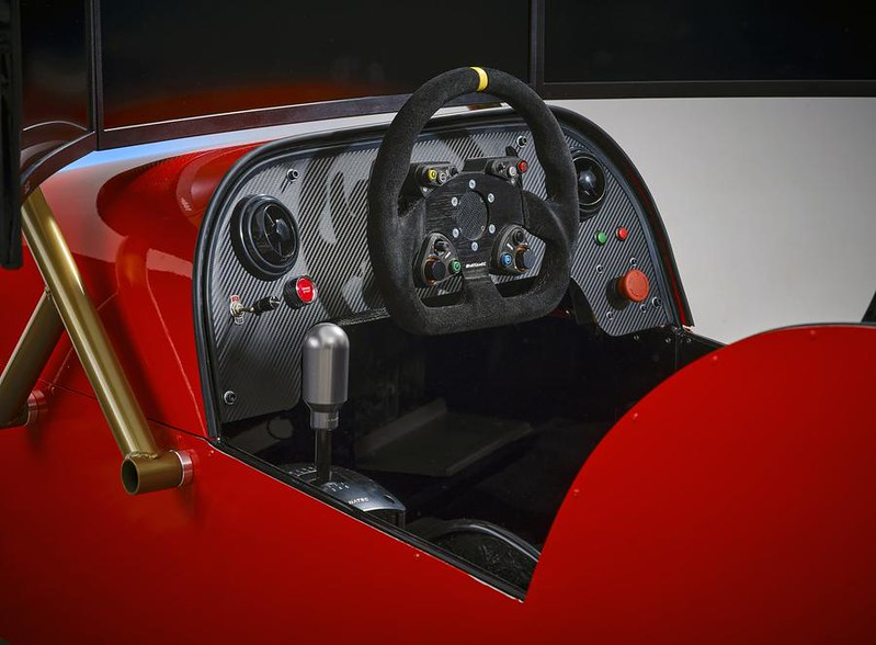 Sim Seven cockpit
