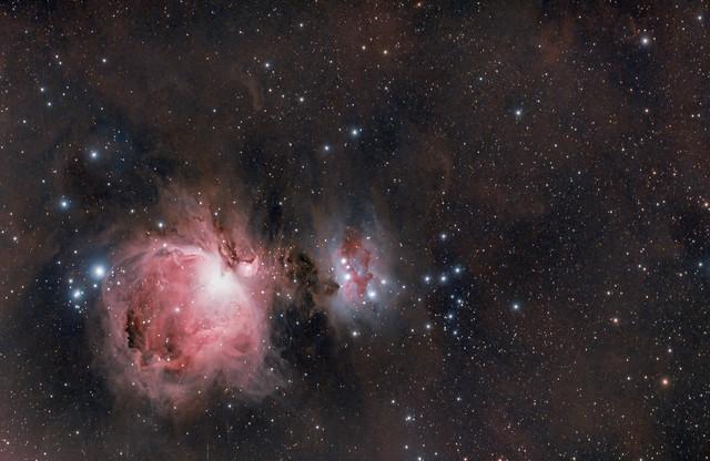 Orion Nebula M42 [Explored 31.12.2020]