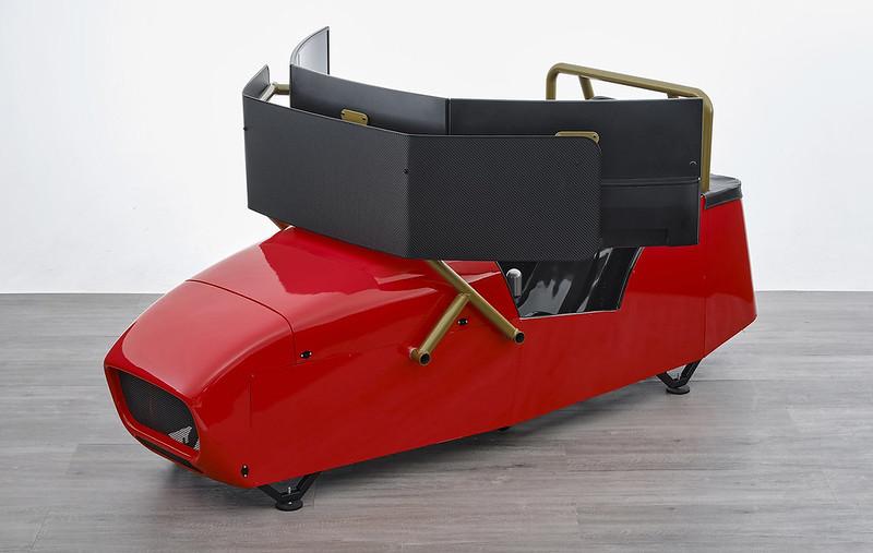 Bove Fabrication SIM Seven Cockpit