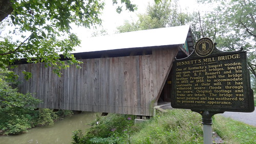 chfstew kentucky kygreenupcounty nationalregisterofhistoricplaces historicmarker bridge coveredbridge