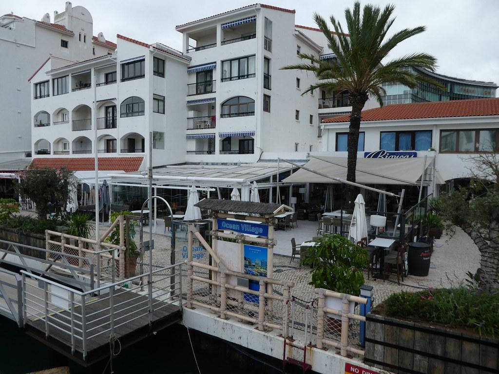 Bianca's Restaurant, Marina Bay, Gibraltar