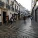 rua Santo Antonio calle comercial en centro historico de Faro Portugal 02