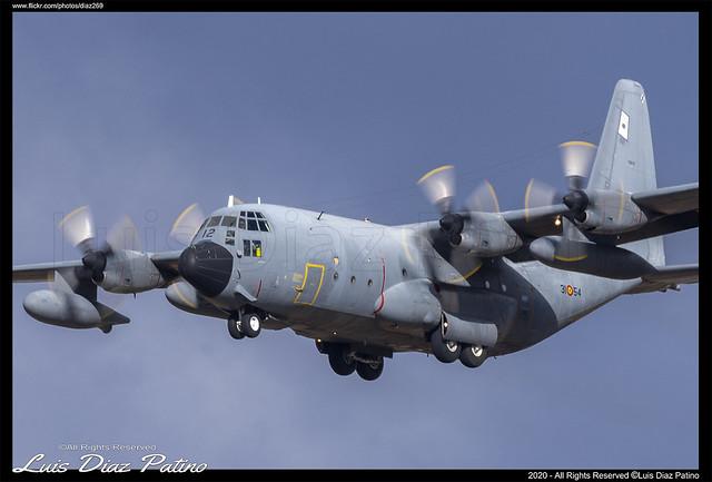 Ejército del Aire Lockheed KC-130H LETO