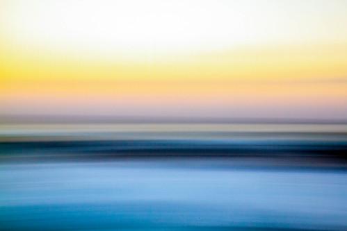 hawaii north shore oahu horizon abstract pan panning long exposure colors ocean waves wallpaper beach explored morning sunrise sunset