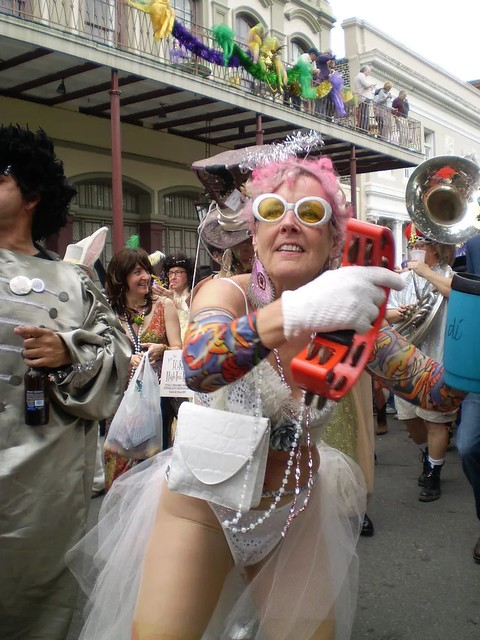 Mardi Gras ~ New Orleans ~ French Quarter