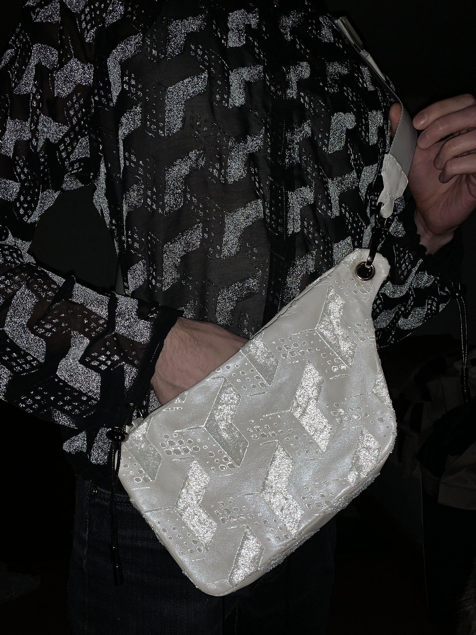 Retroreflective bag