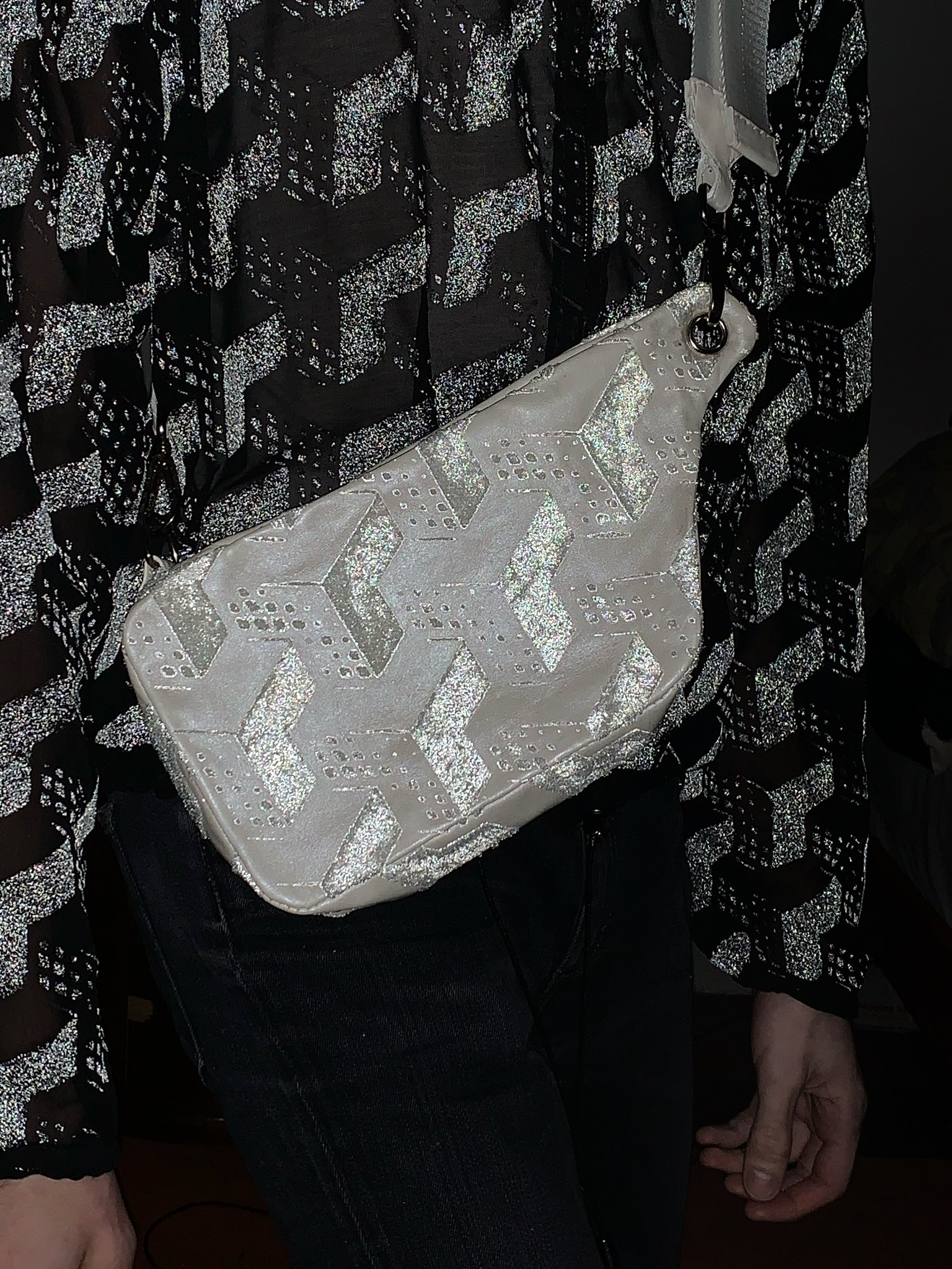 Bag on form