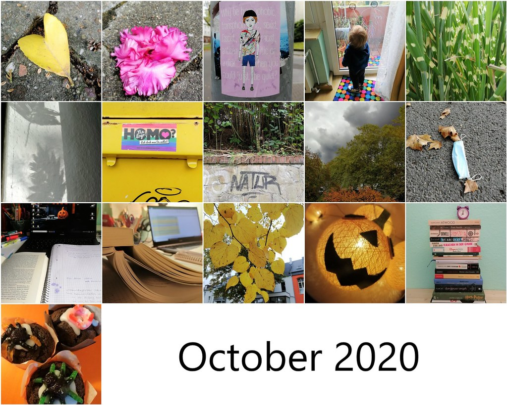 October mosaic