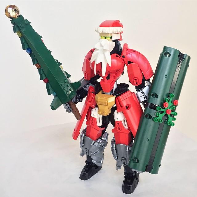 Santa Claus Combat Edition