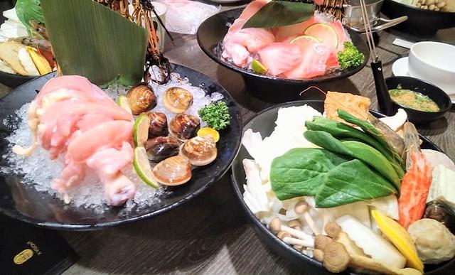 """Hot pot store """" 築間幸福鍋物台中崇德店"""" at Taichung, Taiwan, SJKen, Nov 8, 202."""