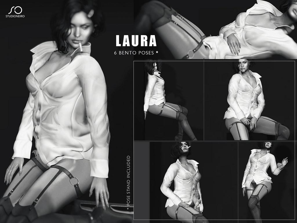 Laura @ Temptation Event
