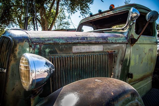 Dodge Wrecker