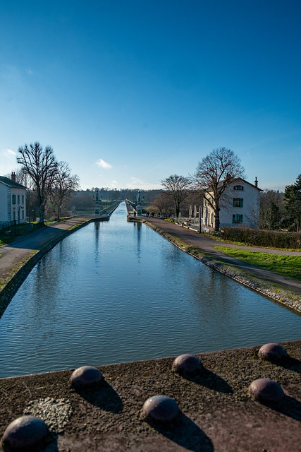 Le pont canal à Briare