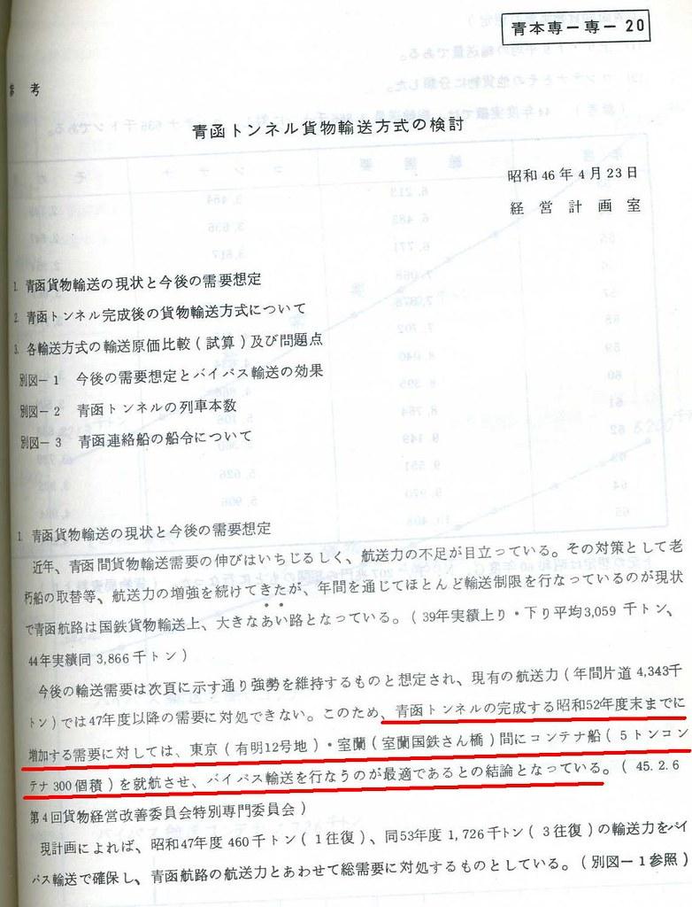 東北新幹線の貨物新幹線案 (12)