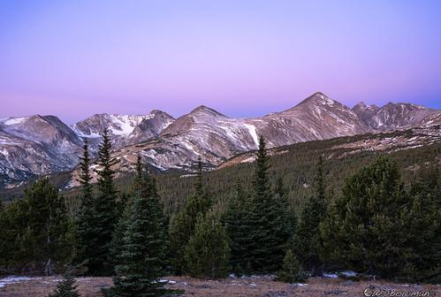 niwotridge greenlakesvalley indianpeaks arapahopeaks caribouridge mountalbion kiowapeak navajopeak mountainresearchstation