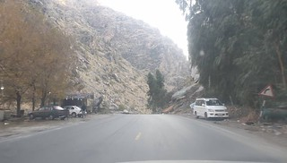 Kabul - Jalalabad road. | by UN Assistance Mission in Afghanistan