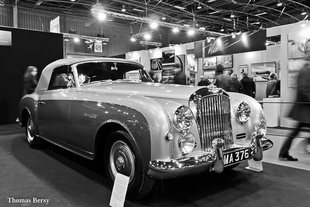 Bentley R-Type Continental Drophead Coupé Park Ward 1954
