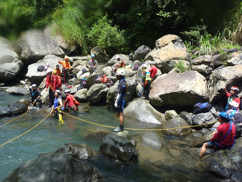 Hiking-guide-training-in-Taiwan