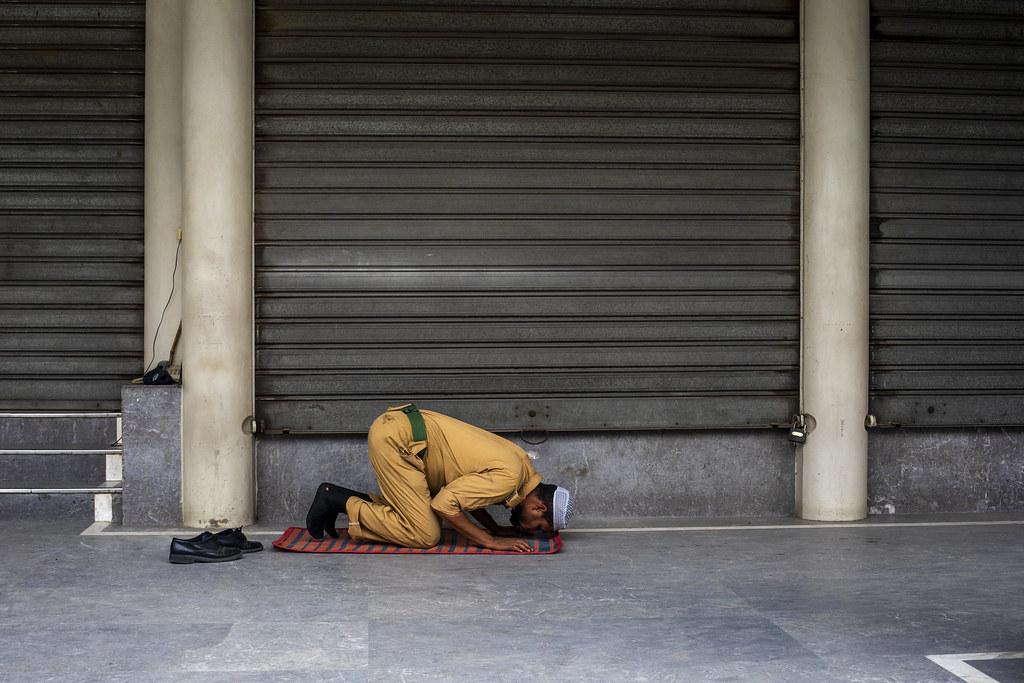 Lockdown - Jubair Bin Iqbal