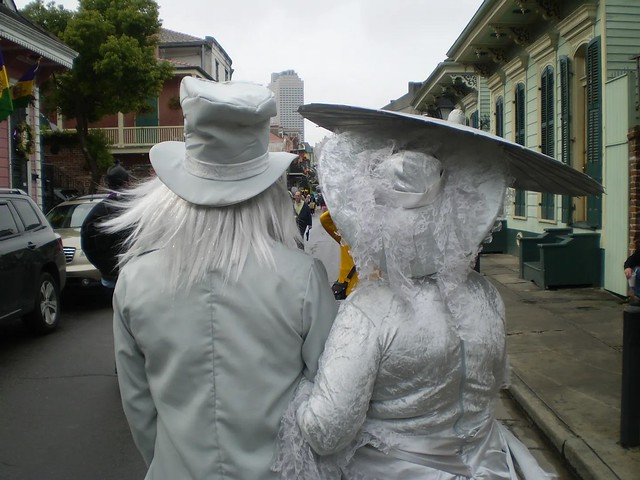 Mardi Gras ~French Quarter ~New Orleans