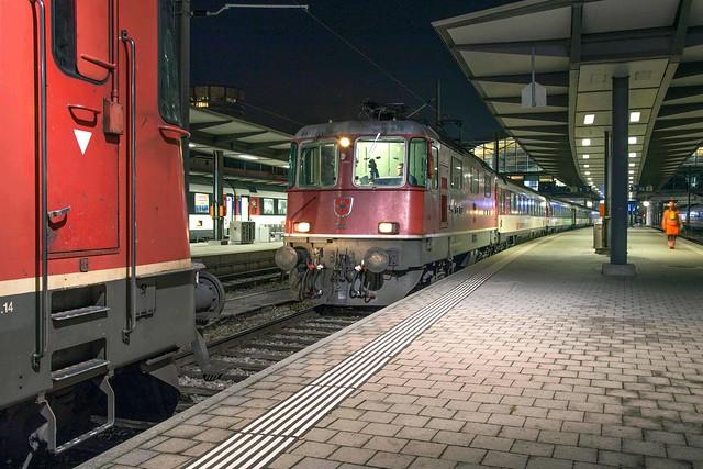 SBB Re 4/4 420 164 Basel SBB