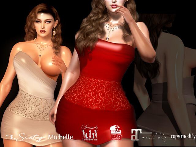 3.Sixty Michelle Dress