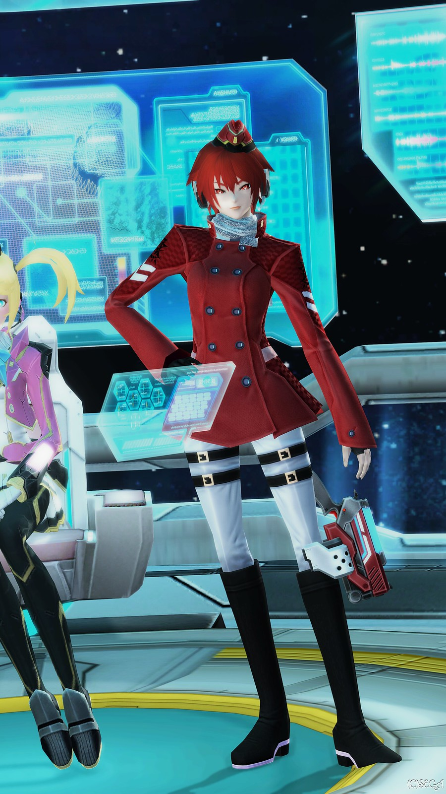 Phantasy Star Online 2 Screenshot 2020.12.31 - 16.01.17.50