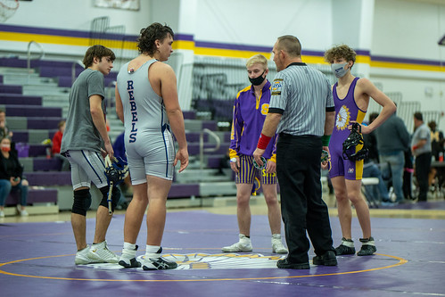 Scottsburg Warrior Wrestling - Warrior Classic - 2020-12-29