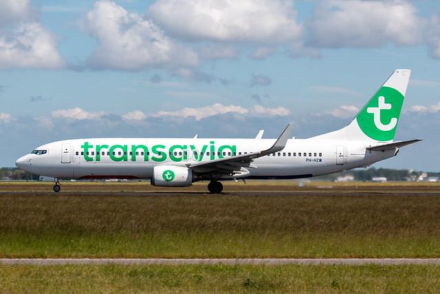 Transavia Boeing 737-800 PH-HZW