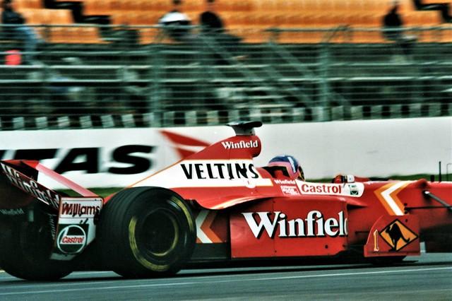 Williams FW20 Mecachrome- Jacques Villeneuve
