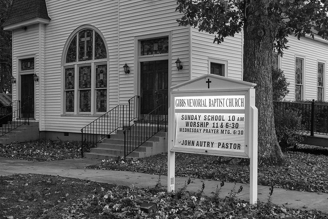Gibbs Memorial Baptist Church