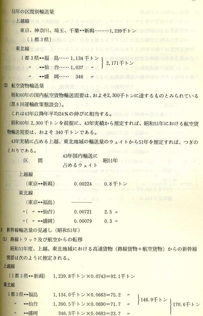 東北新幹線の貨物新幹線案 (10)