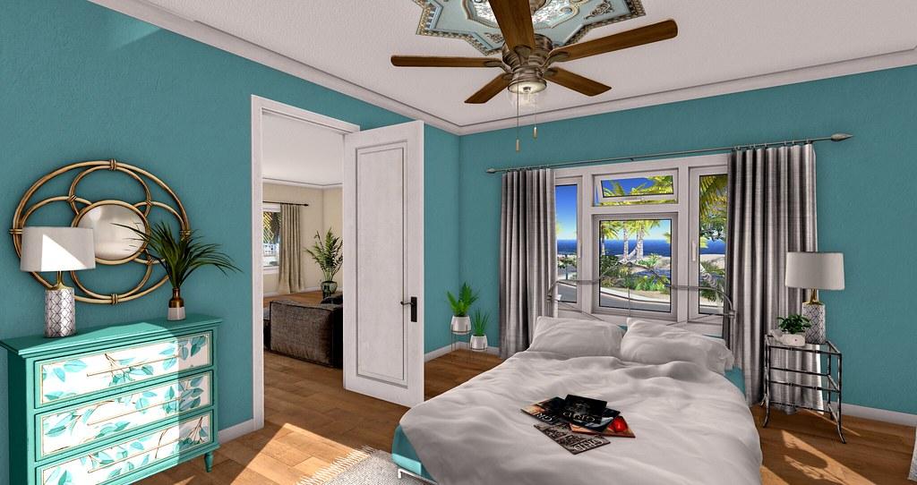Havana Bedroom