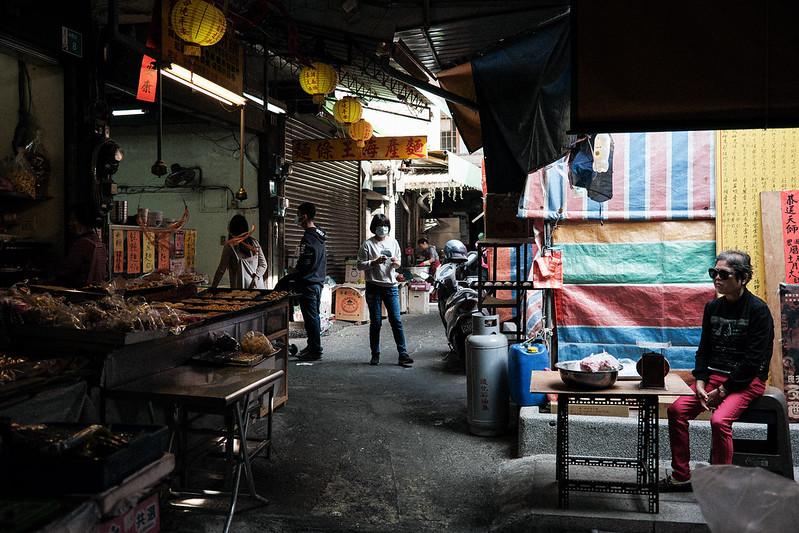水仙宮市場|Tainan Shuixian Temple market