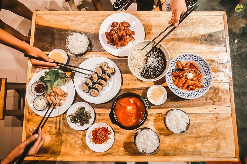 อาหารเกาหลีที่ภูเก็ต