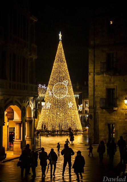 Navidad en Aviles